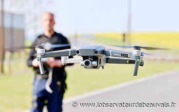 Liancourt. Le drone plein de drogue se crashe à côté de la prison | L'Observateur de Beauvais - L'observateur de Beauvais