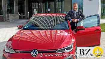 Der GTI versetzt Volkswagen-Chef Diess in Verzückung