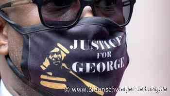 Fall George Floyd: Entscheidung im Chauvin-Prozess mit Spannung erwartet