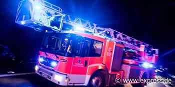 Köln: Brand in Wohnung – Bewohner bricht auf Balkon zusammen - EXPRESS