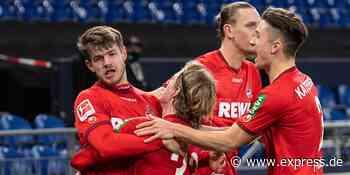 1. FC Köln unter Top Fünf in neuem Liga-Nachwuchs-Ranking - EXPRESS