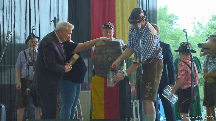 Germanfest drive-thru dinners offered in place of traditional festival
