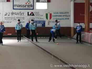 Bocce, serie A2: Cortona sconfitta a Torgiano - ValdichianaOggi - ValdichianaOggi.it