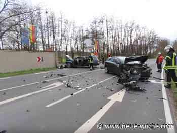 Schwerer Verkehrsunfall in Aerzen - Ein Verletzter » Aerzen - neue Woche