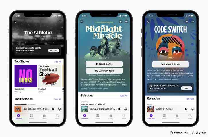 Apple Podcasters Can Offer Subscriptions Starting Soon