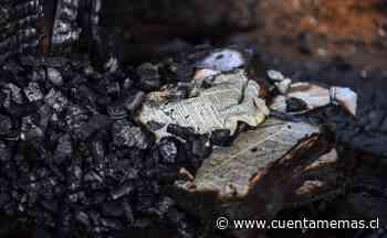 Ataque incendiario a Iglesia en el sector Roble Huacho - Padre Las Casas - Cuéntame Más