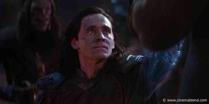 Thor's Tom Hiddleston Reveals When He Found Out About Loki's Death - CinemaBlend