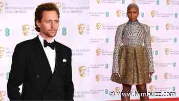 Most Stunning Looks From BAFTA 2021: Cynthia Erivo To Tom Hiddleston - IWMBuzz
