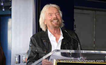 Richard Branson sells stake in Virgin Galactic - Warrior Trading News