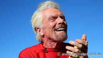 Richard Branson would have the 'carbon footprint of Tasmania' - Sky News Australia