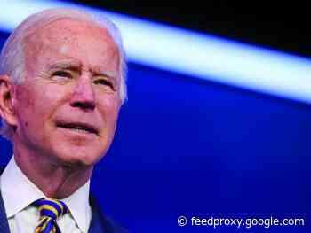 Biden kicks off electric vehicle push with South Carolina plant 'tour'