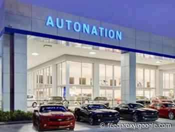 AutoNation Q1 net income up; AutoNation USA store goal expanded