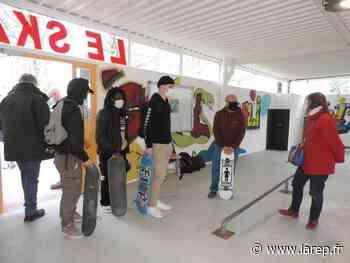 Le skate park de Saint-Jean-de-Braye ouvre enfin et séduit les fans de glisse - Saint-Jean-de-Braye (45800) - La République du Centre