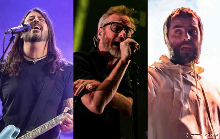 Foo Fighters, The National and Liam Gallagher confirmed for next year's Rock In Rio, Lisbon