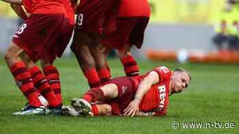 Punktgleich mit Quarantäne-Klub: Hectors Doppel stoppt Kölns grausame Serie