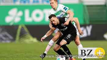 Eintracht Braunschweig spielt in Fürth wie ein Absteiger