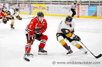 Wolverines out of isolation, 'back rolling' in games against Bonnyville - Whitecourt Star