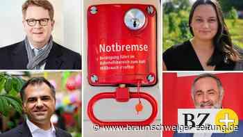 Notbremse – Was sagen die Braunschweiger Bundestags-Kandidaten?