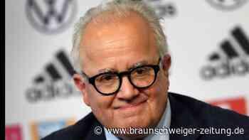 """DFB-Präsident Keller: Wollen """"die Seele des Fußball stehlen"""""""