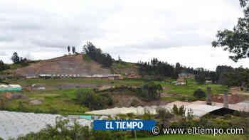 Gobernación rechaza posibilidad de nueva explotación minera en Cogua - El Tiempo