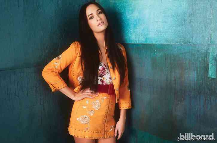 Kacey Musgraves' New Album To Be Released by Interscope and UMG Nashville