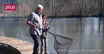"""Usingen """"Anangeln"""" des Fischereivereins Usingen - Usinger Anzeiger"""