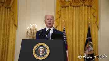 """Prozess um George Floyd: Biden erhofft sich """"richtiges Urteil"""""""
