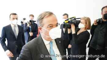 Machtkampf: Laschet wird Kanzlerkandidat - Ringen um Geschlossenheit