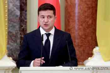 Ukraine's Zelenskiy to Putin: Meet Me for Peace Talks in Donbass Conflict Zone