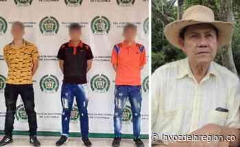 Capturados presuntos asesinos de un exconcejal de Campoalegre - Huila