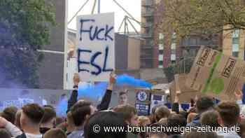 Medien: Chelsea und ManCity vor Rückzug aus Super League