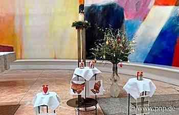 Kerzen für den Weg durchs finstre Tal - Passauer Neue Presse