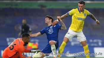 Premier League: Dämpfer für Chelsea: Nur Remis gegen Brighton & Hove Albion