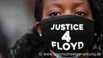 Urteil: George Floyd: Ex-Polizist Chauvin des Mordes schuldig