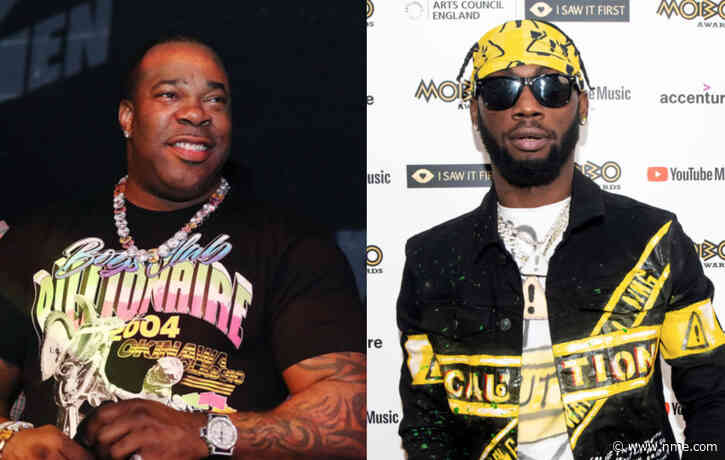 Listen to Busta Rhymes and Stylo G team up on fiery new single 'Outta Space'