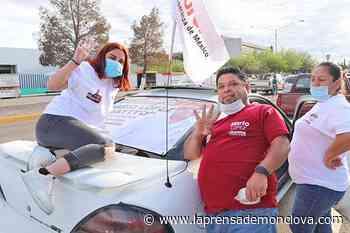 Apoyan a Mayito en Nueva Rosita – La Prensa de Monclova - La Prensa De Monclova