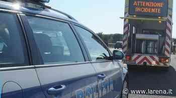 Incidente tra camion e furgone in A22 tra Ala-Avio e Affi, due feriti e disagi al traffico - L'Arena