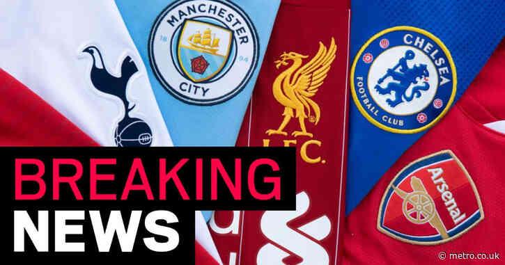 All six Premier League clubs begin withdrawal process to leave European Super League