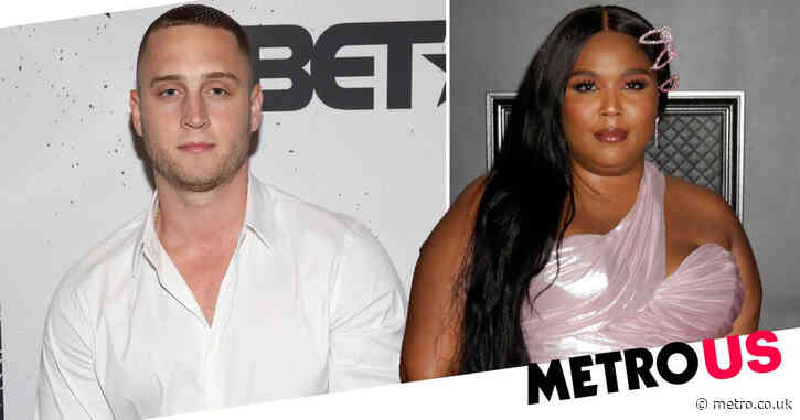 Chet Hanks shoots his shot at Lizzo after she slides in Chris Evans DMs and we can't keep up