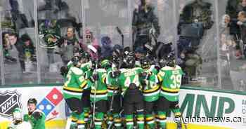 No return for the London Knights