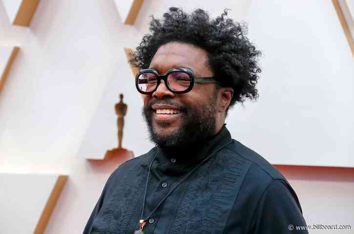 Questlove Is Eager to 'Be the Bridge' Between Film & Hip-Hop as Oscars Music Director