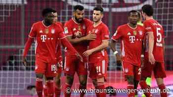 2:0 gegen Leverkusen: Starke Bayern mit Meister-Matchball