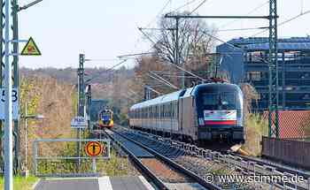 Bahn baut vier neue Lärmschutzwände in Neckarsulm und Bad Friedrichshall - Heilbronner Stimme
