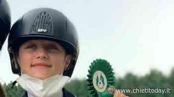 Ippica, a 12 anni Greta D'Angelo vince a Manerbio e porta alto il nome di Chieti - FOTO - ChietiToday