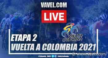 Resumen etapa 2 Vuelta a Colombia 2021: Paipa - Tocancipá - VAVEL.com