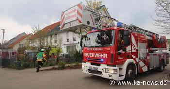 Brennender Trockner sorgt für Feuerwehr-Einsatz in Stutensee-Blankenloch - ka-news.de