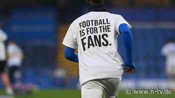 """Super League wird beerdigt: Fans kontern das """"dreckige Dutzend"""" aus"""
