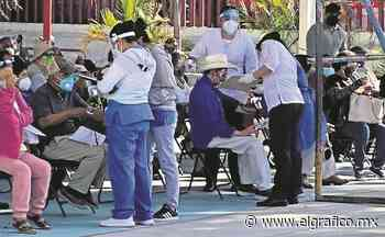 En dos días vacunan a todos los abuelitos de Puente de Ixtla, Morelos   El Gráfico - El Grafico