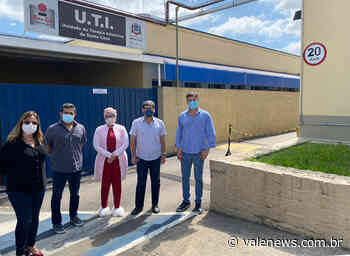 Prefeito de Pindamonhangaba visita Porto Feliz e conhece o acolhimento precoce para pacientes covid - Vale News