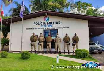 Capinzal e Ouro recebem novos policiais militares - Rádio Capinzal